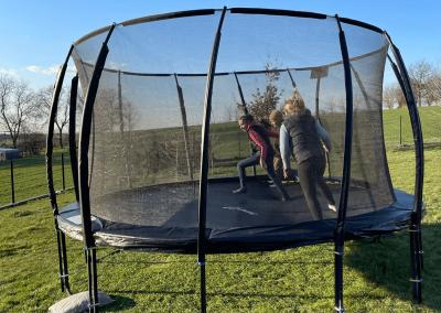 trampolina Jumpi