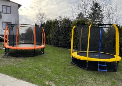trampoliny Jumpi